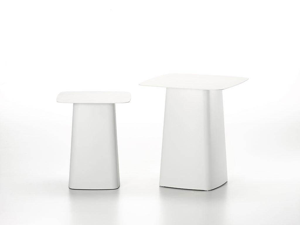 7 Metal Side Table S+M (ivory), Ronan & Erwan Bouroullec (2004) © Vitra, Fotograf Marc Eggimann