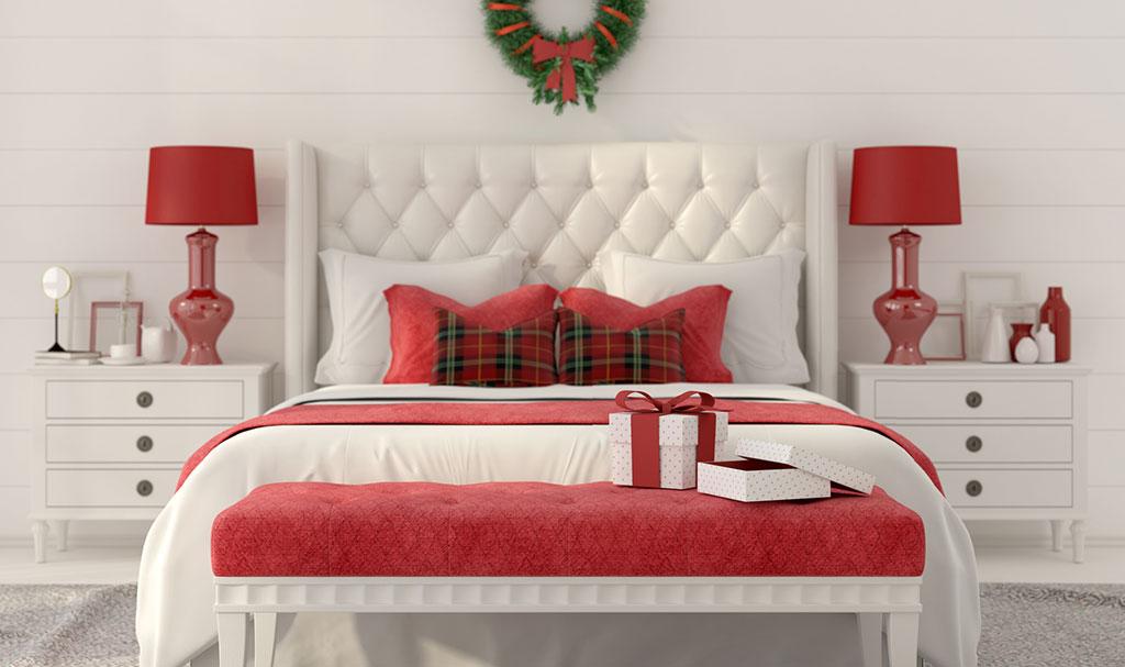 Weiß und Rot ergeben eine kraftvolle und sehr emotionale Kombination