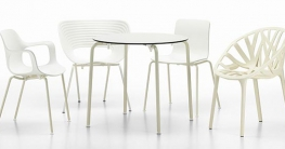 Vitra The White Collection weiss