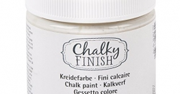 RAYHER - 38868102 - Chalky Finish, Dose 236ml, weiß - 1