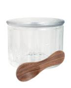 Behälter Salzbox mit Löffel