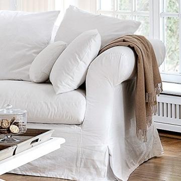 LOBERON Sofa New Haven im Landhausstil • Wohnen in Weiß