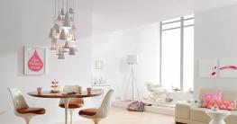 Wände perfekt in Weiß streichen
