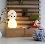 Kokeshi Lampe