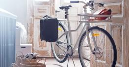 Schön & praktisch: weißes Fahrrad Sladda bei Ikea online bestellen