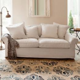 Sofa Venasque, mit Kissen