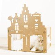 Katzenspielhaus Warehouse XL