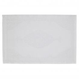 Outdoor-Teppich IBIZA aus Kunststoff, 120 x 180cm, weiß