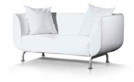 Strömstad 2-Sitzer Sofabezug, weiss, Sofa Stromstad 2-sitzer, Cotton Panama