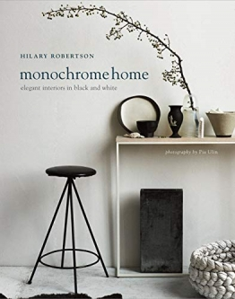 Monochrome Home: Elegant Interiors in Black and White - 1