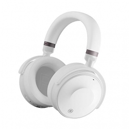 Yamaha YH-E700A kabellose Over-Ear Kopfhörer weiß – Advanced Active Noise Cancelling Kopfhörer mit 35 h Akkulaufzeit und Freisprechfunktion - 1