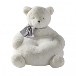 Weiß Kindersessel Bär