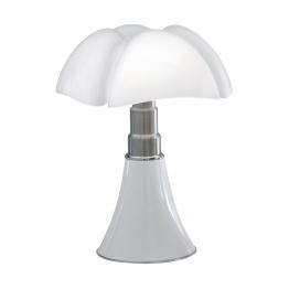 Martinelli Luce - Pipistrello Tischleuchte - weiß/Diffusor opal weiß/H x Ø 66-86cmx55cm/nicht dimmbar